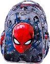 Ученическа раница - Joy S: Spiderman Black -
