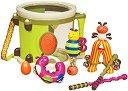 """Детски музикални инструменти - Комплект от 6 броя от серията """"B Toys"""" -"""