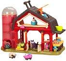"""Ферма със светлинни и звукови ефекти - Детски комплект от серията """"B Toys"""" -"""