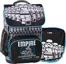 """Ученическа раница - LEGO Star Wars: Stormtroopers - Комплет със спортна чанта от серията """"Star Wars"""" -"""