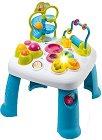 """Активна маса със светлинни и звукови ефекти - Детска образователна играчка от серията """"Котунс"""" -"""