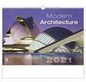Стенен календар - Modern Architecture 2021 -