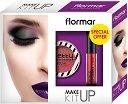 Подаръчен комплект с гримове - Flormar Make up Kit - Червило и руж за лице -