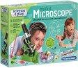 """Моят първи микроскоп - Образователнен комплект от серията  """"Clementoni: Science"""" -"""