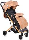 Лятна бебешка количка - Fiona - С 4 колела -