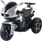 Детски акумулаторен мотор - Shadow Metallic -