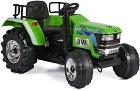 Детски акумулаторен трактор - Blazing - В комплект с дистанционно управление -