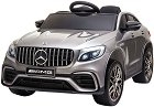 Детска акумулаторна кола - Mercedes GLC 63 S AMG Metallic - Комплект с дистанционно управление -