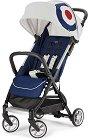 Лятна бебешка количка - Quid 2: Vespa Blue - С 4 колела -