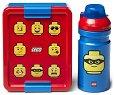 Комплект бутилка и кутия за храна - LEGO: Classic -