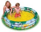 Детски басейн - Мечо Пух - Надуваема играчка -