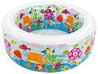 Детски басейн - Морски свят - Надуваема играчка -