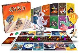 Dixit Odyssey - Настолна игра -