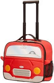 """Ученическа чанта на 2 колелца с дръжка - Кола - От серията """"My First Samsonite"""" -"""