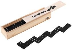 """Домино - Дървена настолна игра от серията """"Smart"""" -"""