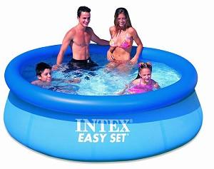 Надуваем басейн - Easy Set -