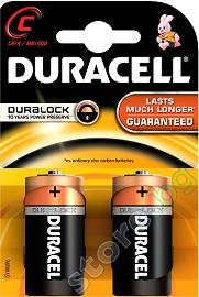Батерия C - Алкална (LR14) - 2 броя -