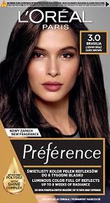 L'Oreal Preference - Трайна боя за коса -