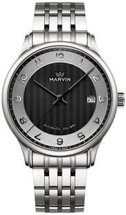 "Часовник Marvin - Malton Round M117.12.53.11  - От серията ""Malton Round"" -"
