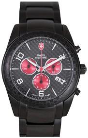"""Часовник Swiss Militaire - Elica I - 490NR - От серията """"Elica I"""" -"""