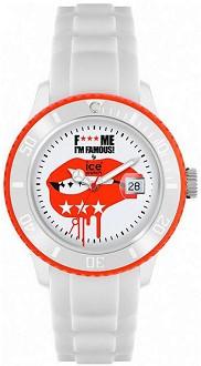 """Часовник Ice Watch - F*ck Me I'm Famous - White Lips - От серията """"F*ck Me I'm Famous"""" -"""