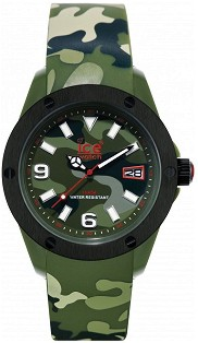"Часовник Ice Watch - Ice Army - Khaki Camouflage IA.KA.XL.R.11 - От серията ""Ice Army"" -"