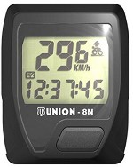 Велокомпютър - Union-8N - Аксесоар за велосипед -