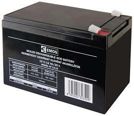 OT 12-12 12 V / 12 Ah - Оловно-киселинна батерия с размери 151 / 98 / 96 mm -