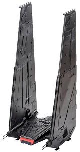 """Командната совалка на Кайло Рен - Kylo Ren's Command Shuttle - Сглобяем модел от серията """"Revell: Star Wars"""" -"""