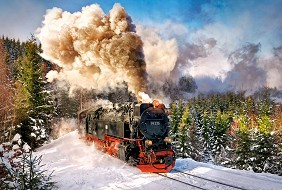 Парен влак -