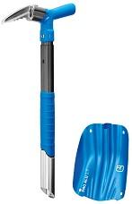 Лопата за сняг с джобен ледокоп - Pro Alu III -