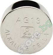 Бутонна батерия AG13 / 357A - Алкална 1.55V - 10 броя -