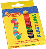 Пластилин - Комплект от 6, 10 или 15 цвята -