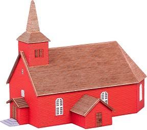 """Дървена църква """"Algaras"""" - Сглобяем модел -"""