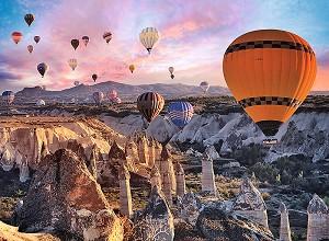 Балони над Кападокия, Турция -
