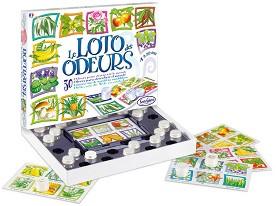 Игра с аромати - Детска образователна игра -