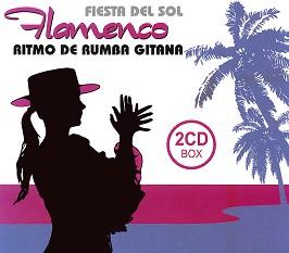 Flamenco - Ritmo de rumba gitana - 2 CD -