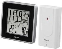 Електронна метеостанция - EWS Intro - С безжичен външен датчик -