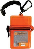 Водоустойчива кутия с карабинер - За съхранение на пари и документи -