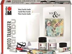 Комплект за декорация - Photo Transfer Candle -