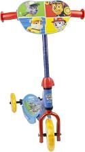 """Paw Patrol - Детска тротинетка с 3 колела от серията """"Пес патрул"""" -"""