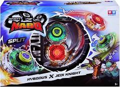 Infinity Nado - Hybodus vs Jedi Knight - Комплект 2 бойни пумпала -