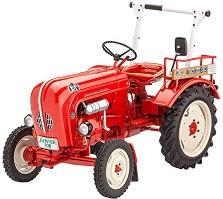 Трактор - Posche Junior 108 - Сглобяем модел -