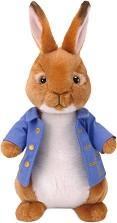 """Зайчето Питър - Плюшена играчка от серията """"Beanie Bables"""" -"""
