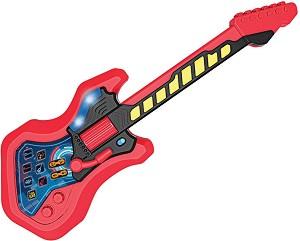 Рок китара - Beat Bop - Детски музикален инструмент -