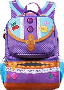 Ученическа раница - Fashion Designer - Комплект с чанта за храна -