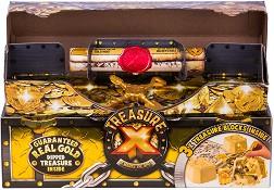 Treasure X: The Legends of Treasure - Комплект от 3 фигури изненада и аксесоари -