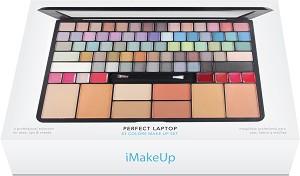 IDC Color iMakeUp Perfect Laptop - Палитра с гримове -