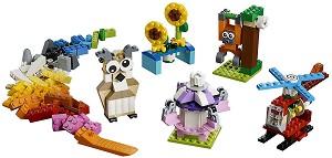 """Детски конструктор в кутия - Животни - От серията """"LEGO Classic"""" -"""