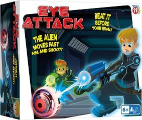 Eye Attack - Детска състезателна игра със звукови и светлинни ефекти -